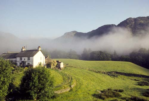 Coniston, Cumbria
