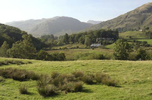 Little Langdale, Lake District walking holidays