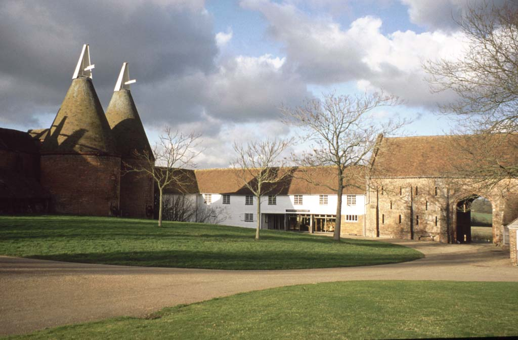Sissinghurst Oast houses