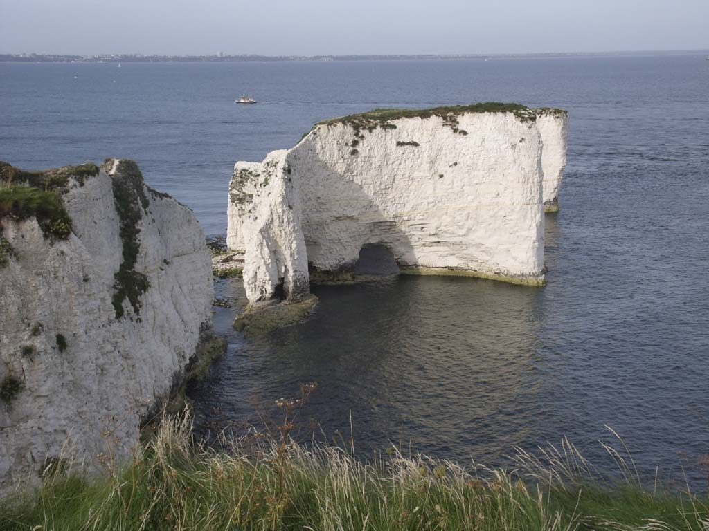 Old Harry Rock, Studland