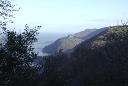 Woody Bay, Lynton