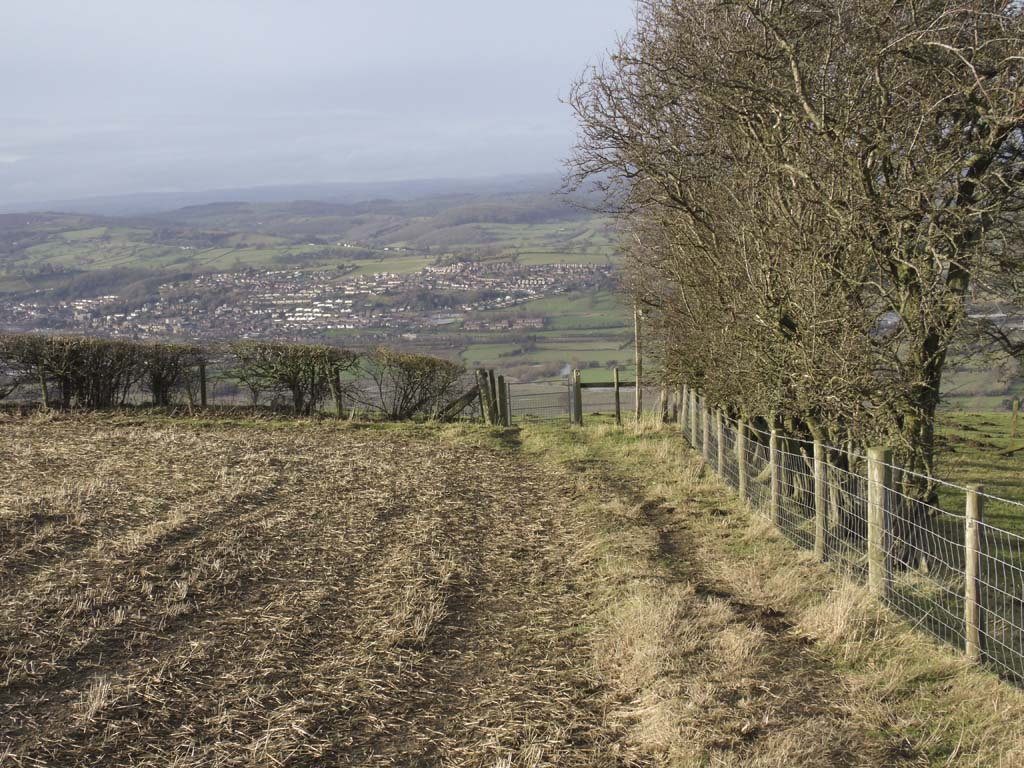 Beacon Ring, Offa's Dyke Path