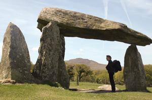 Pentre Ifan Dolmen, Pembrokeshire