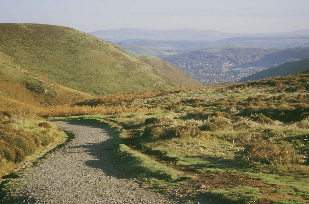 Long Mynd, Church Stretton