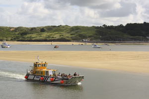 Padstow Rock ferry